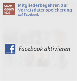 Facebook-Widget aktivieren